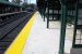SEPTA Ft Washington precast tactile yellow stripe